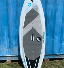 "Various Used NEW Hydrus drop rail SCUD.  7'2""x 30"" SUP"