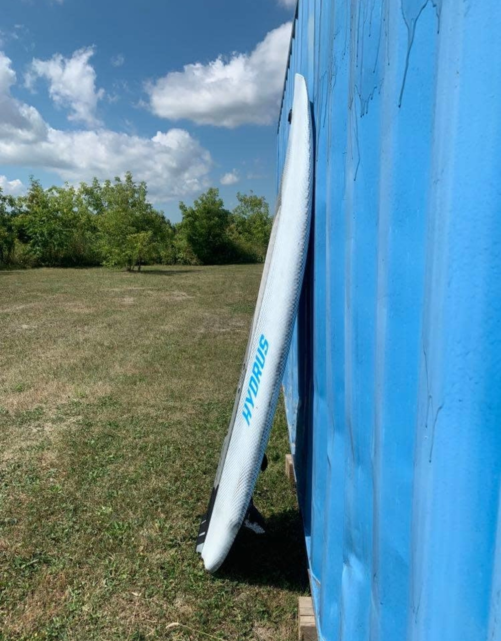 """Various Used NEW Hydrus drop rail SCUD.  7'2""""x 30"""" SUP"""