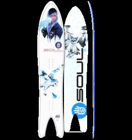 Soul Stick Snow Surf 121 (Kids Powder) - SALE