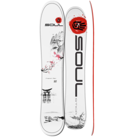 Soul Stick Frequent Flyer 157 (All Mountain) -SALE