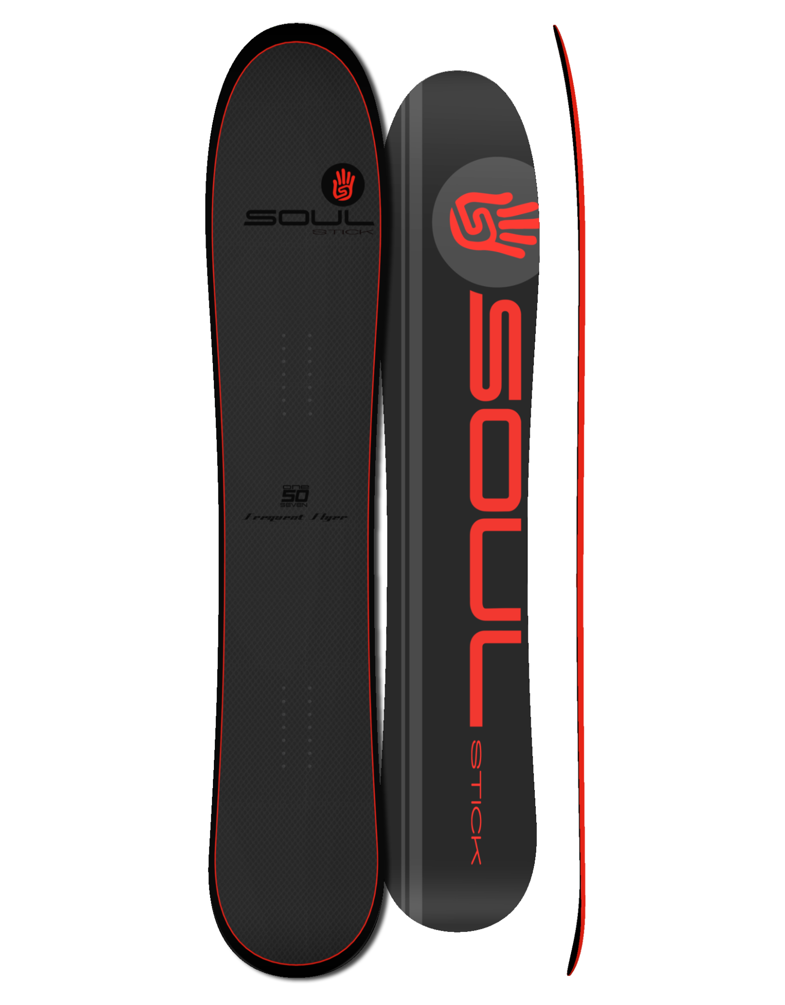 Soul Stick Frequent Flyer 157 (All Mountain)