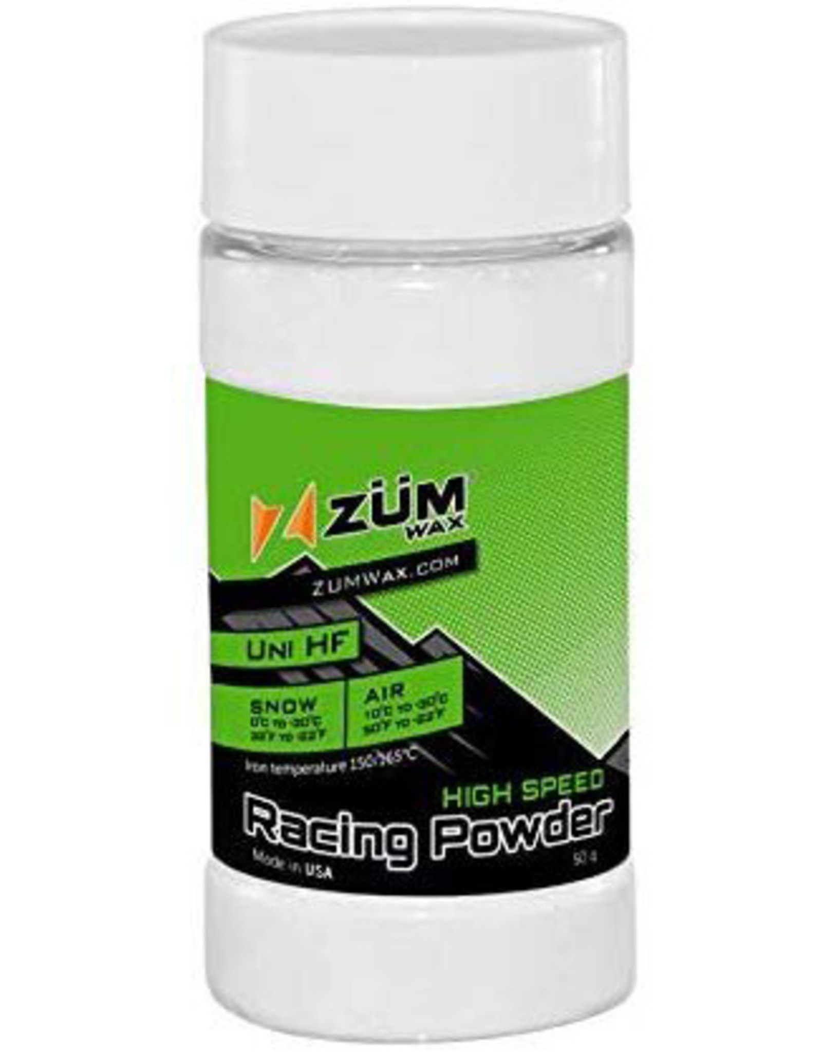 ZUM HIGH SPEED NANO Racing Powder Wax