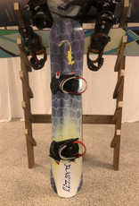 Various Snowboard and binding 145cm