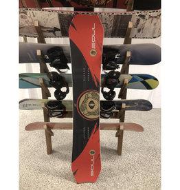 Soul Stick Asym Twin SoulStick Snowboard 159cm