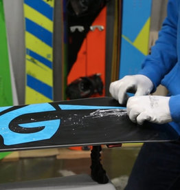 Snowboard Full Wax & Tune-up