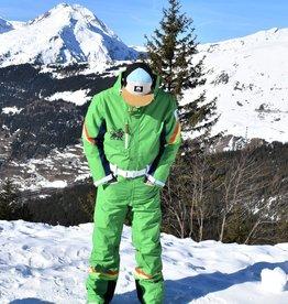 OOSC Rastafaride Ski Suit – Unisex