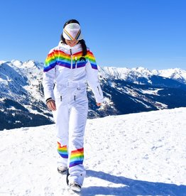 OOSC Rainbow Road Ski Suit – Womens