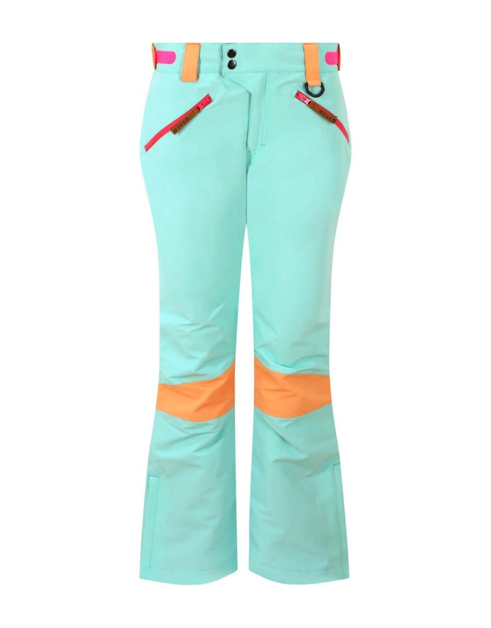 OOSC 1080 Women's Ski & Snowboard Pant – Pastel Mint