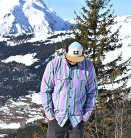 OOSC Fresh Pow Reversible Riding Shirt