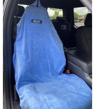 Orange Mud Transition Towel & Seat Wrap