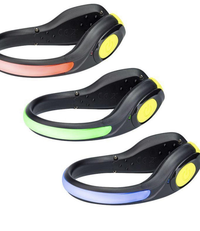 Nathan Sports LightSpur RX (Rechargeable) LED Foot Light