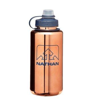 Nathan Sports BigShot 1L Hydration Bottle