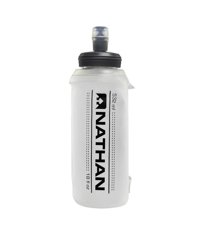 Nathan Sports 18 oz. Soft Flask with Bite Top