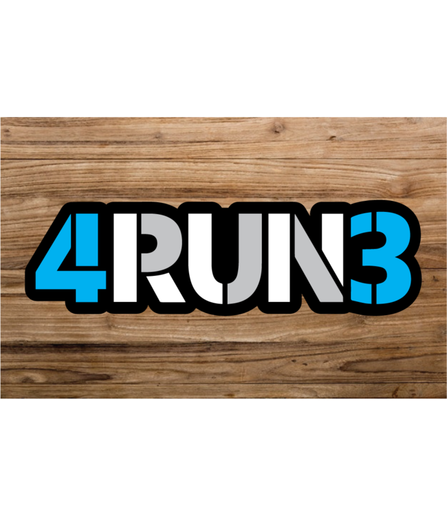 4RUN3 Gift Card