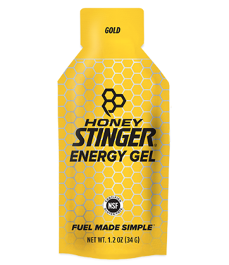Honey Stinger Classic Gold Energy Gel