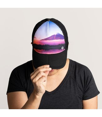 Oiselle Runner Trucker, Mt. Fuji Japan