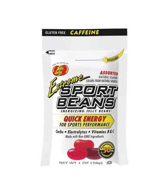 Sport Beans Extreme Jelly Beans with Caffeine