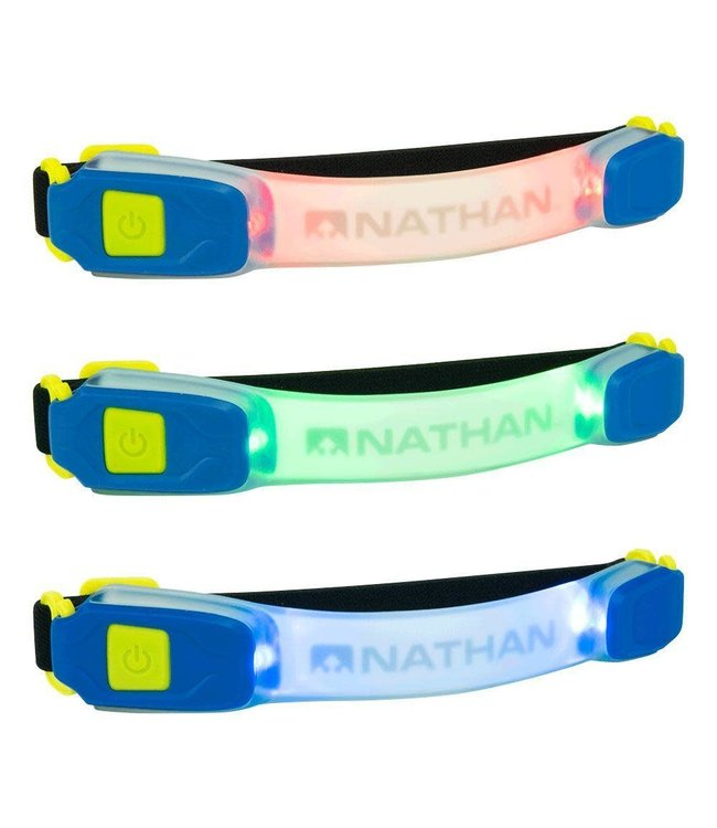 Nathan Sports Lightbender RX (Rechargeable) Lighted Armband