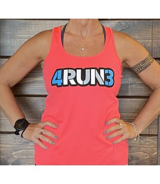 Women's 4RUN3 Tech Tank
