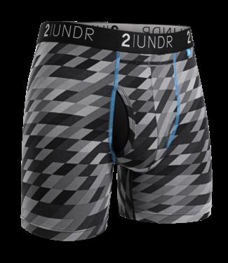 2UNDR Swing Shift Boxer Brief - Print