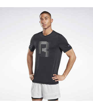 Reebok Run Activchill Graphic Tee