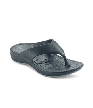Aetrex Women's Maui Orthotic Flips