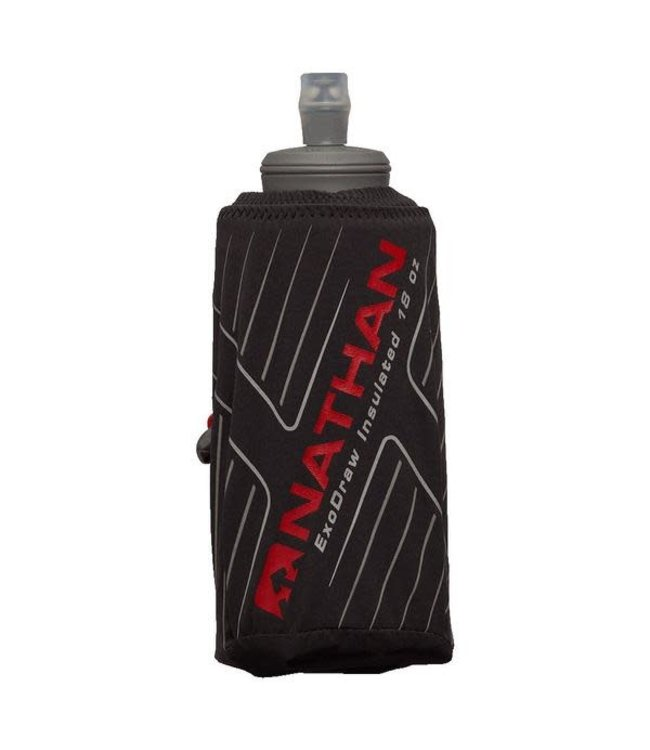 Nathan Sports ExoDraw 2.0 Insulated 18oz Handheld