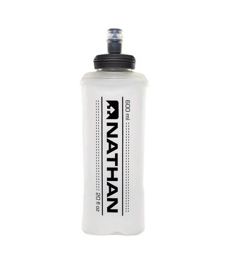 Nathan Sports 20 oz. Soft Flask with Bite Top