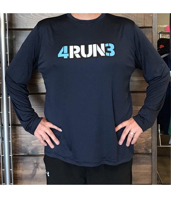 Men's 4RUN3 Tech Long Sleeve