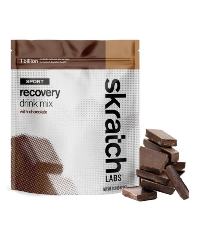 Skratch Sport Recovery Drink Mix