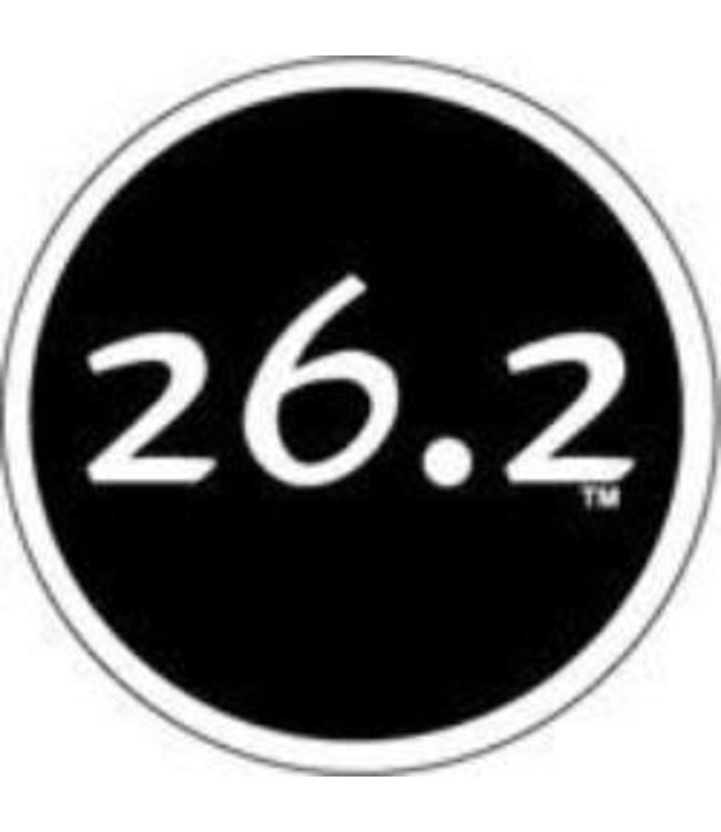 Baysix 26.2 Round Black Decal