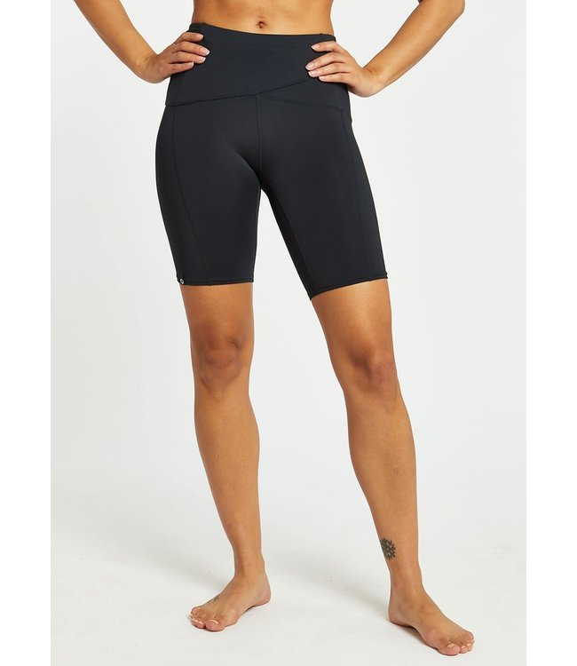 Oiselle Long Power Pocket Shorts