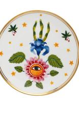 BITOSSI Bitossi Small Plate Flower Eye