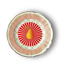 BITOSSI Bitossi Fruit Plate, Pear