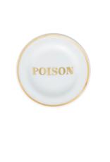 BITOSSI Bitossi Palte Poison Gold