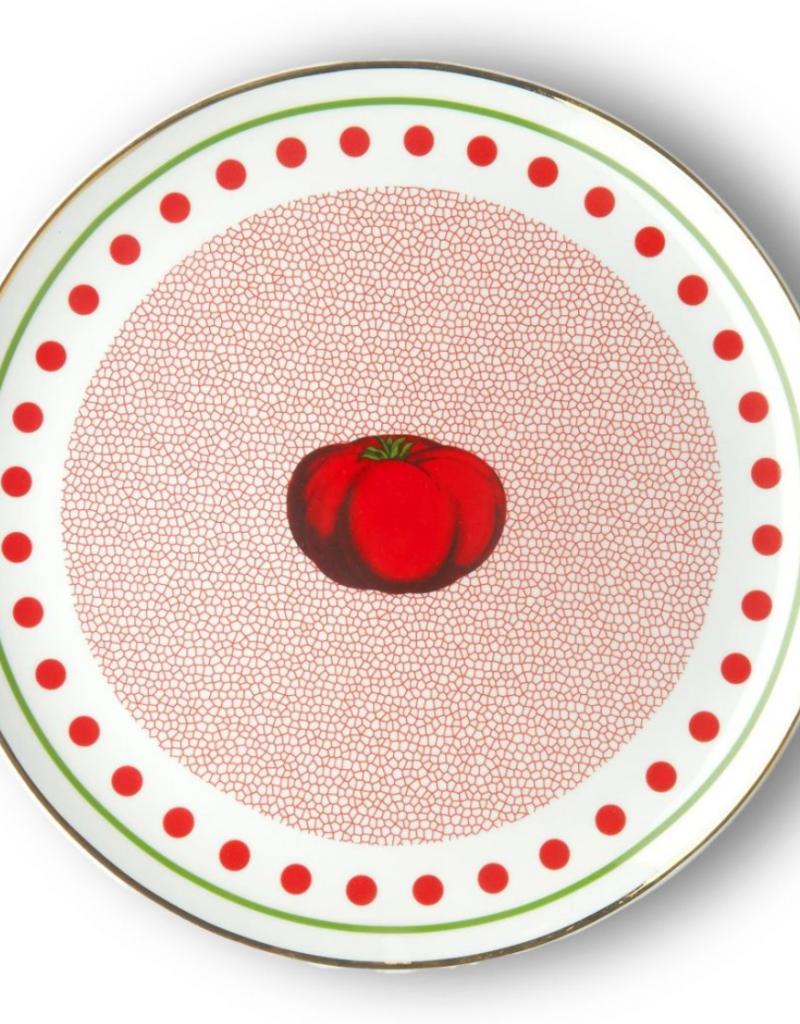 BITOSSI Bitossi Round Platter Tomato
