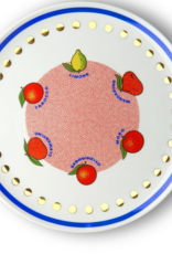 BITOSSI Bitossi Round Platter Cytrus Fruits
