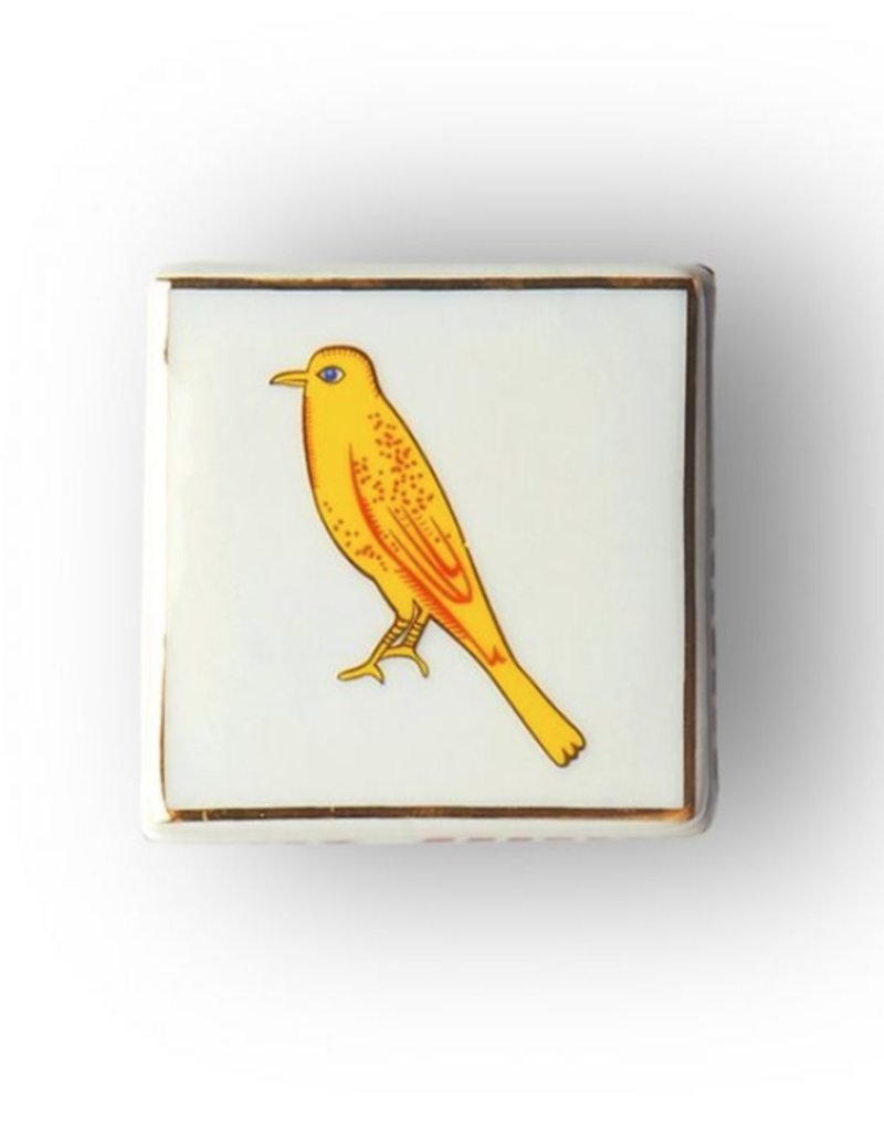 BITOSSI Bitossi Little Square Box Bird