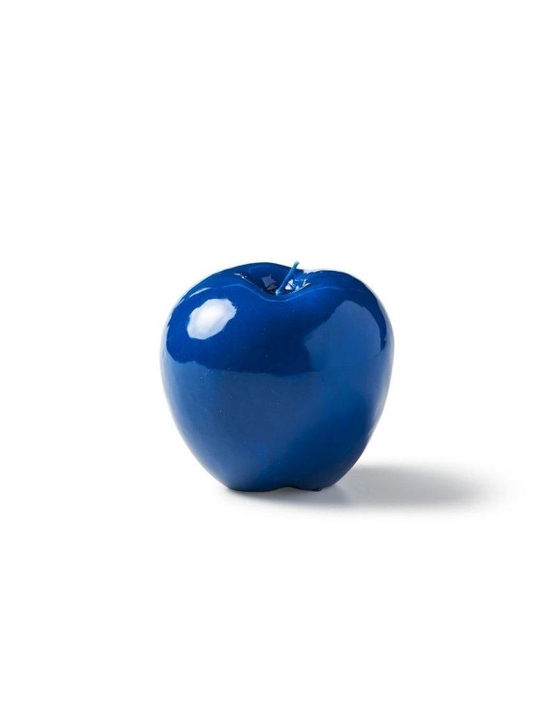 BITOSSI Bitossi Apple Candle Dark Blue