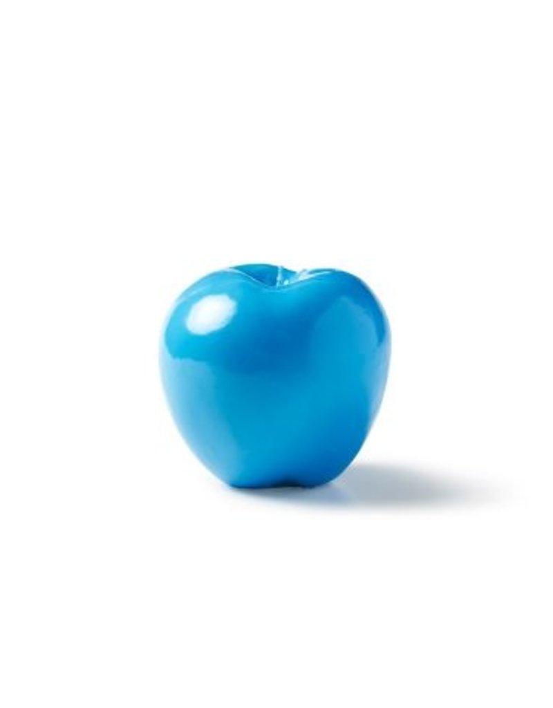 BITOSSI Bitossi Apple Candle Light Blue