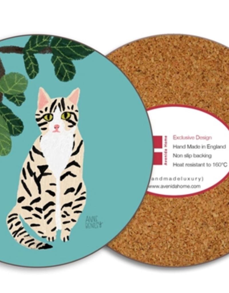Avenida Savannah Cat Coaster