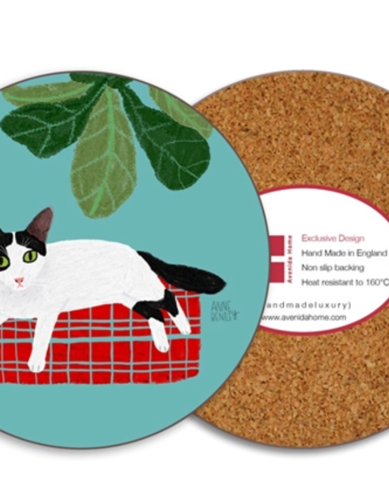 Avenida Cats Oreo Coaster