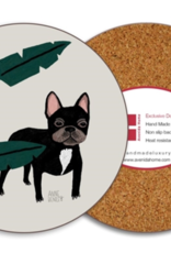 Avenida Dogs French Bulldog Coaster