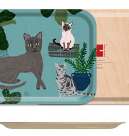 Cat Small Tray