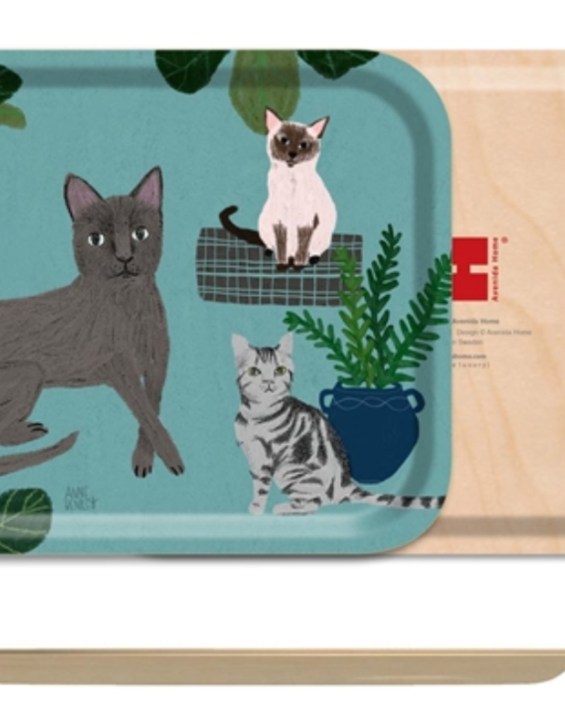Avenida Cat Small tray