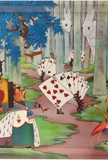 Avenida Alice Lost in the Woods Tray