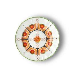 BITOSSI BItossi Fruit Plate, Orange