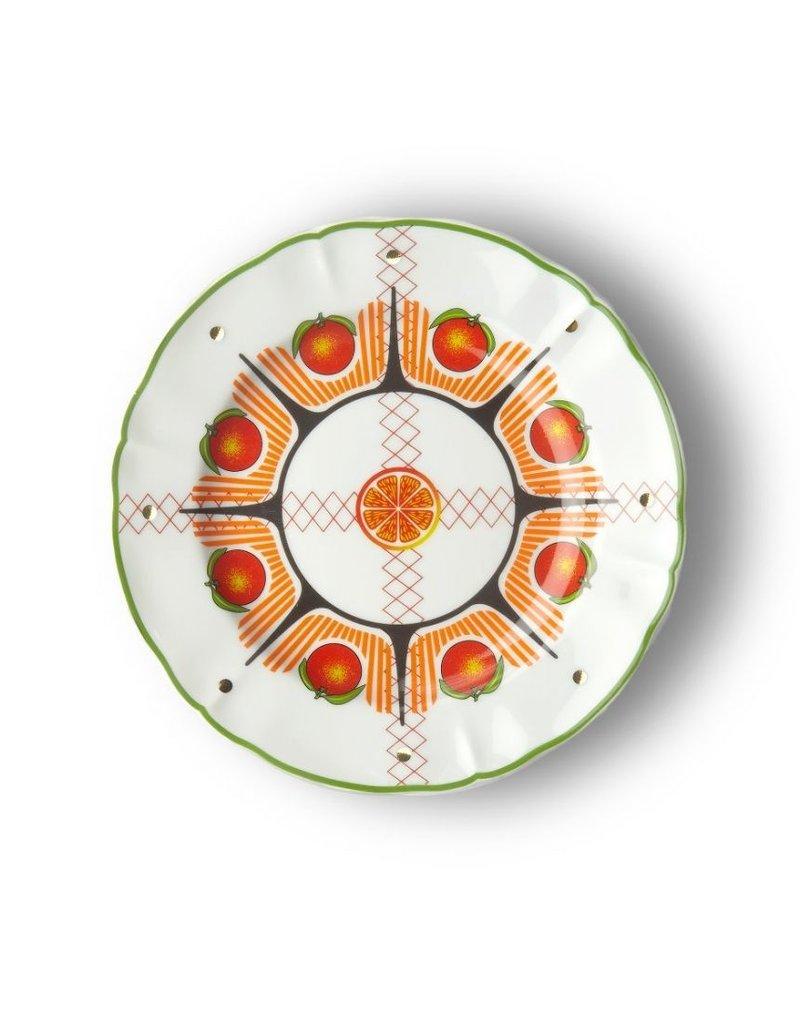 BITOSSI BItossi Fruit Plate Orange