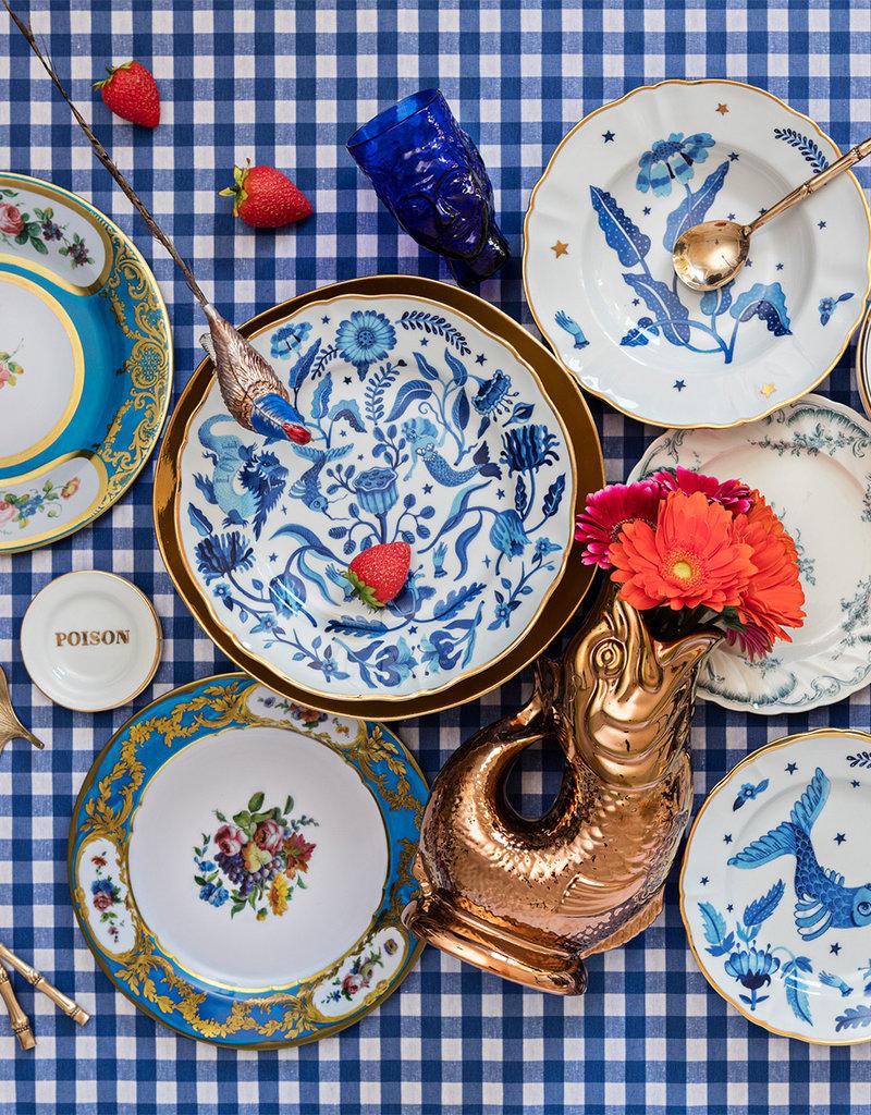 BITOSSI Bitossi Dinner Plate All Over