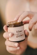 Fine Healing Goods FINE HEALING GOODSFull Spectrum Hemp Extract Soothing Body Exfoliant